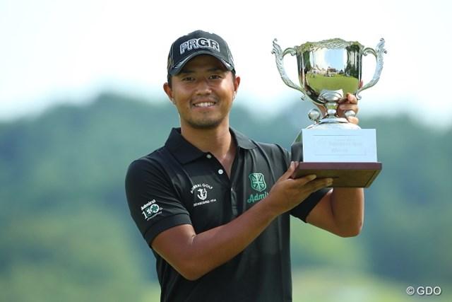 生まれ変わった「福島オープン」の初代優勝者は小平智
