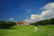 2014年 ダンロップ・スリクソン福島オープンゴルフトーナメント 最終日 18番