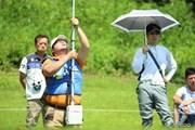 2014年 ダンロップ・スリクソン福島オープンゴルフトーナメント 最終日 スタッフ