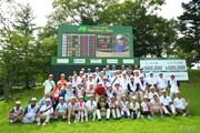 2014年 ダンロップ・スリクソン福島オープンゴルフトーナメント 最終日 ボランティア 小平智