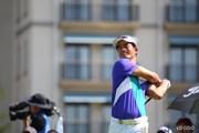 2014年 ダンロップ・スリクソン福島オープンゴルフトーナメント 最終日 リャン・ウェンチョン
