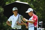2014年 ダンロップ・スリクソン福島オープンゴルフトーナメント 最終日 矢野東