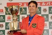 2014年 マルハンカップ 太平洋クラブ シニア 最終日 グレゴリー・マイヤー