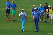 2014年 全米プロゴルフ選手権 事前 ロリー・マキロイ ダレン・クラーク