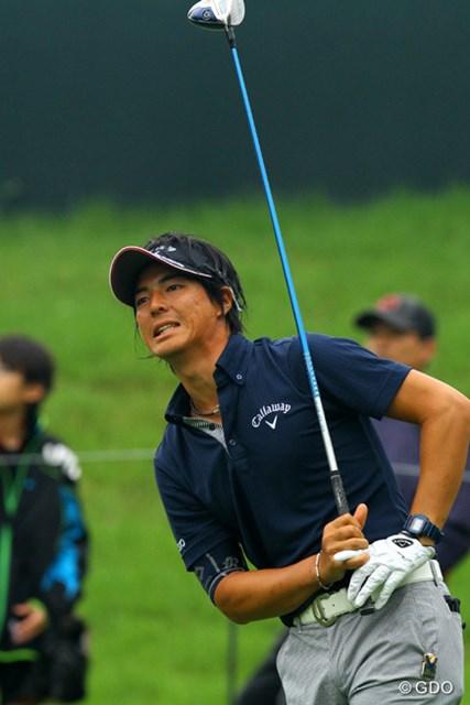 2014年 全米プロゴルフ選手権 2日目 石川遼 ドライバーの不調によりメジャーセッティングに屈した石川遼