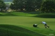 2014年 全米プロゴルフ選手権 3日目 ローラー