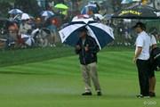 2014年 全米プロゴルフ選手権 3日目 浮き水