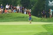 2014年 全米プロゴルフ選手権 最終日 緊急事態