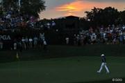 2014年 全米プロゴルフ選手権 最終日 日没