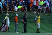 2014年 全米プロゴルフ選手権 最終日 フィル・ミケルソン リッキー・ファウラー