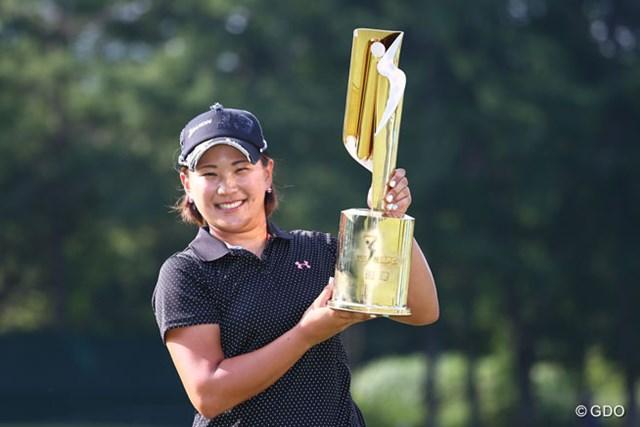 2014年 NEC軽井沢72ゴルフトーナメント 事前 成田美寿々 6打差を逆転!昨年大会は成田美寿々がプレーオフを制した