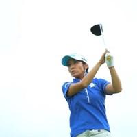 姉妹で出場するの…つづく 2014年 NEC軽井沢72ゴルフトーナメント 初日 久保啓子
