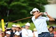 2014年 NEC軽井沢72ゴルフトーナメント 初日 山田成美