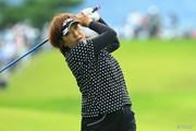 2014年 NEC軽井沢72ゴルフトーナメント 2日目 福嶋晃子