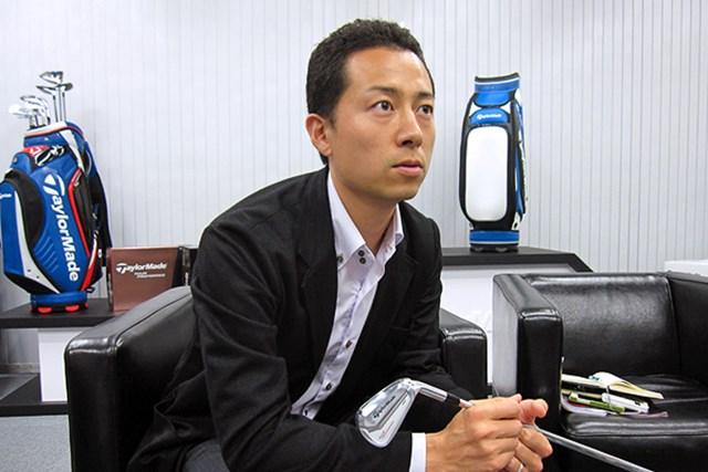 ドライバーのロフトアップキャンペーンは引き続きおこなっていくと熱く語る菱沼信之氏