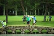 2014年 NEC軽井沢72ゴルフトーナメント 最終日 カメラマン達