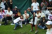 2014年 NEC軽井沢72ゴルフトーナメント 最終日 ギャラリー