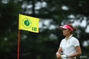 2014年 NEC軽井沢72ゴルフトーナメント 最終日 金田久美子