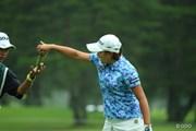 2014年 NEC軽井沢72ゴルフトーナメント 最終日 成田美寿々