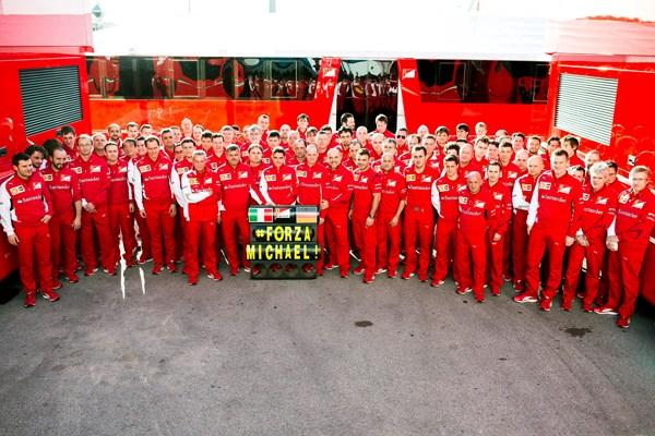 画像提供:Ferrari
