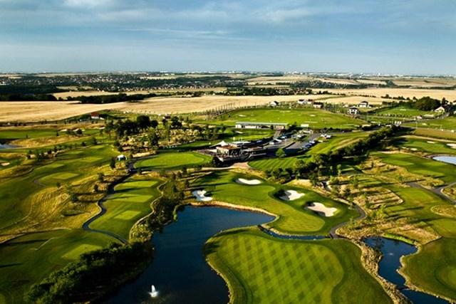 2014年 D+D レアル チェコマスターズ 事前 アルバトロス・ゴルフリゾート 3年ぶりのチェコ開催。ライダーカップ欧州チームのメンバー選考もいよいよ佳境だ。(ヨーロピアンツアー)