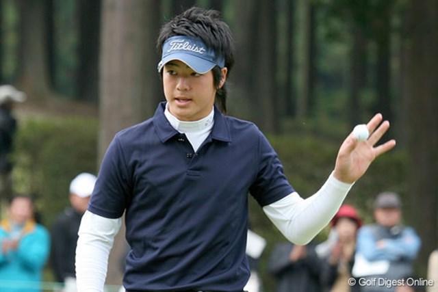 28位タイで3試合ぶりの予選突破を果たした石川遼