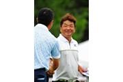 2014年 アールズエバーラスティングKBCオーガスタゴルフトーナメント  初日 白潟英純