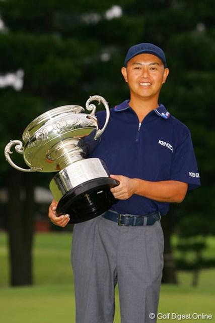 04年大会以来、日本オープン2勝目の谷口徹