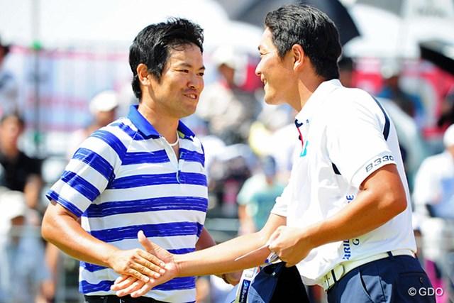 ケガからの復帰戦で8位タイで奮起する武藤俊憲