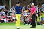 2014年 アールズエバーラスティングKBCオーガスタゴルフトーナメント  最終日 リャン・ウェンチョン&キム・ヒョンソン