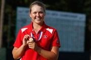 2014年 世界女子アマチュアチーム選手権 初日 ブルックス・ヘンダーソン