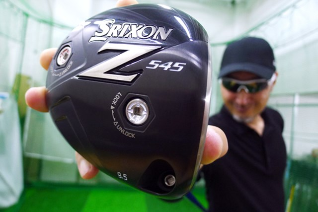 アスリート向けながら寛容性をもつ「スリクソンZ545 ドライバー」をマーク金井が徹底検証
