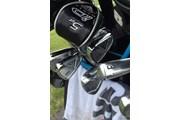 2014年 ゴルフ5レディスプロゴルフトーナメント 事前 プロギア新アイアン
