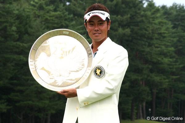 谷原秀人が今季初勝利! 石川遼はスコアを落とし15位タイ