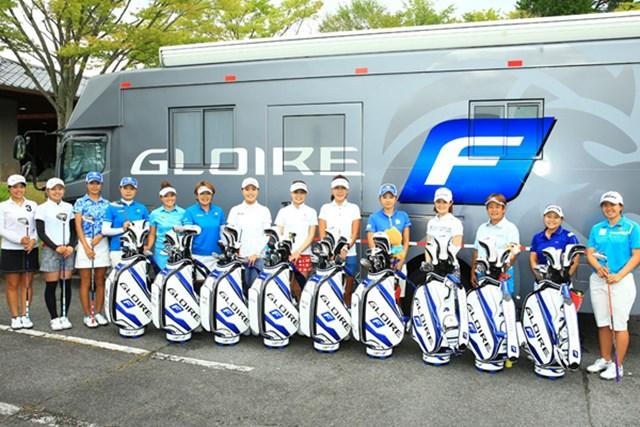 「GLOIRE F ドライバー」3週連続モデル別使用率NO.1を獲得