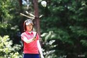 2014年 ゴルフ5レディスプロゴルフトーナメント 2日目 大山志保