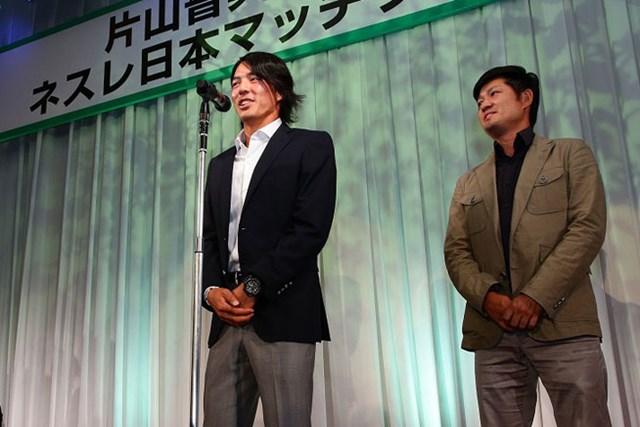 参戦を表明した石川遼は米ツアーから帰国、初戦は貞方章男と激突!