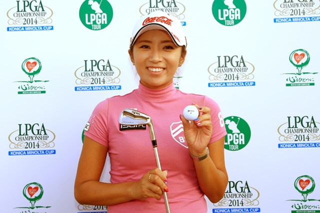 大会連覇を狙うイ・ボミが日韓ツアーを通じて初エース!※写真提供:LPGA