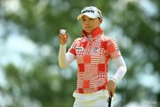 2014年 日本女子プロゴルフ選手権大会コニカミノルタ杯 3日目 イ・ナリ