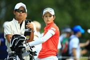 2014年 日本女子プロゴルフ選手権大会コニカミノルタ杯 3日目 諸見里しのぶ