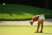 2014年 日本女子プロゴルフ選手権大会コニカミノルタ杯 4日目 上田桃子