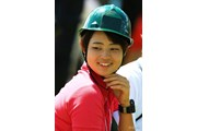 2014年 日本女子プロゴルフ選手権大会コニカミノルタ杯 4日目 柏原明日架
