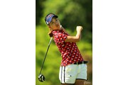 2014年 日本女子プロゴルフ選手権大会コニカミノルタ杯 最終日 上田桃子
