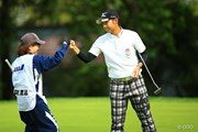 2014年 ANAオープンゴルフトーナメント 初日 富村真治