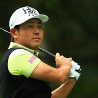 痛みは首から肩甲骨へ。それでもスコアを伸ばして首位に浮上した 2014年 ANAオープンゴルフトーナメント 2日目 谷原秀人