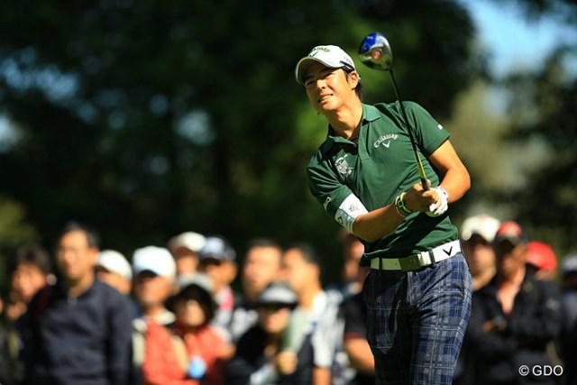 2014年 ANAオープンゴルフトーナメント 3日目 石川遼 この日3つのボギーはドライバーショットのミスで生まれた