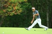 2014年 ANAオープンゴルフトーナメント 3日目 タンヤゴーン・クロンパ