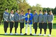2014年 ANAオープンゴルフトーナメント 最終日 宮本勝昌