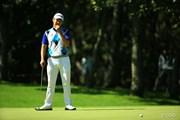 2014年 ANAオープンゴルフトーナメント 最終日 イ・サンヒ