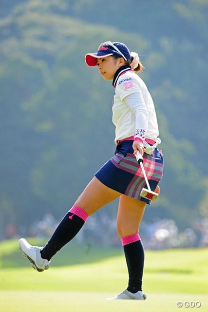 日本人選手のベストスコアとなる66をマークして36位から10位タイにジャ~ンプア~ップ!